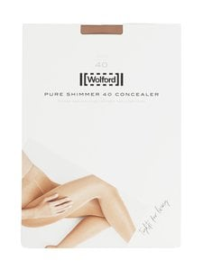 Wolford - Pure Shimmer 40 Concealer -sukkahousut - 4738 FAIRLY LIGHT | Stockmann