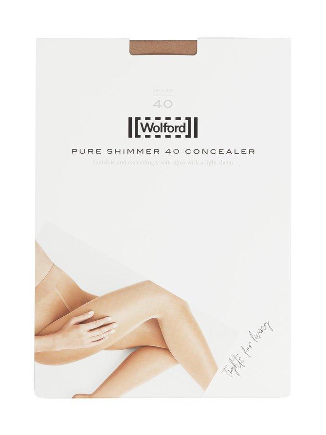 Pure Shimmer 40 Concealer -sukkahousut