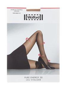 Wolford - Pure Energy 30 den Leg Vitalizer -sukkahousut - GOBI | Stockmann