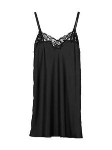 Lauren Ralph Lauren - Essentials Signature -yöpaita - BLACK | Stockmann