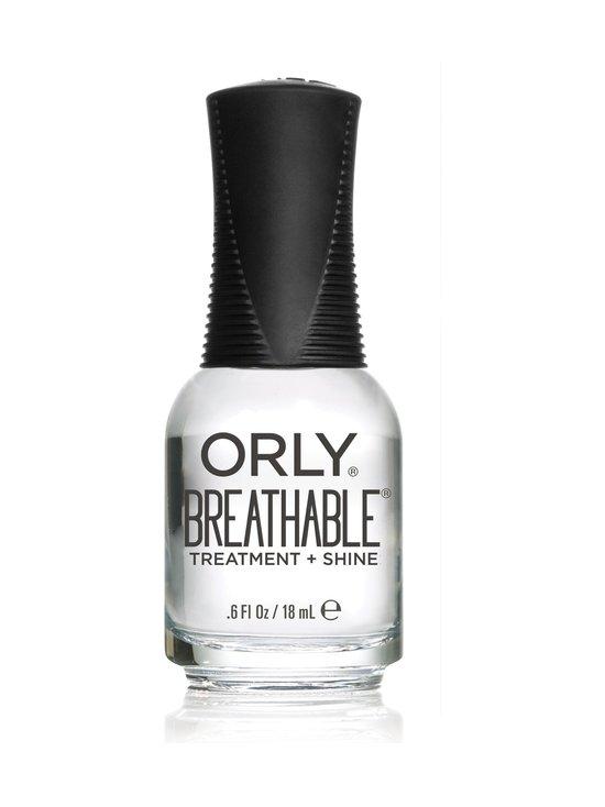 Orly - Breathable + Shine Conditioning Cover Paint -päällyslakka 18 g | Stockmann - photo 1