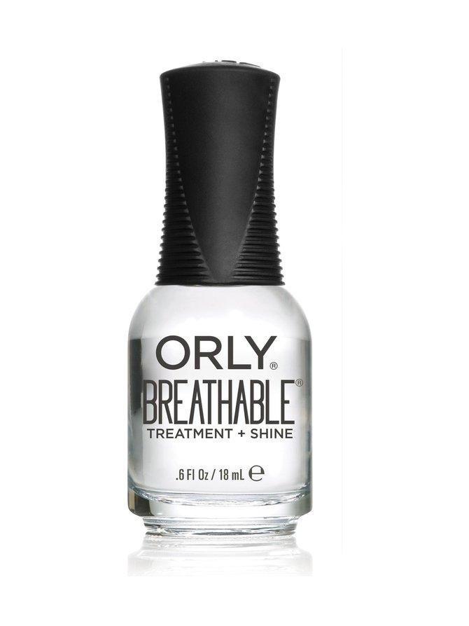 Breathable + Shine Conditioning Cover Paint -päällyslakka 18 g