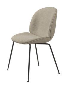 Gubi - Beetle-tuoli - LIGHT BOUCLÉ/BLACK MATT | Stockmann