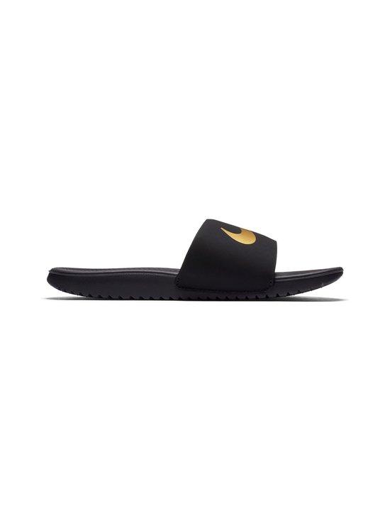 Nike - Kawa-sandaalit - 003 BLACK/METALLIC GOLD | Stockmann - photo 1