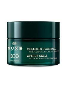 Nuxe - Bio Organic Citrus Cells Glow Rich Moisturising Cream -hoitovoide 50 ml | Stockmann