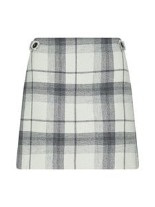 Tommy Hilfiger - Check Mini Skirt -hame - 0MB ZOE CHK BEIGE   Stockmann