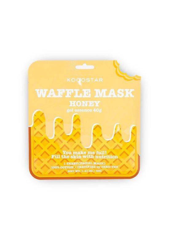 KOCOSTAR - Waffle Mask Honey -kasvonaamio 49 g - NOCOL | Stockmann - photo 1