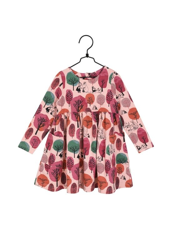 Muumi - Autumn Garden -mekko - ROSE | Stockmann - photo 1