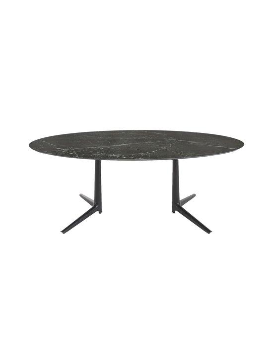 Kartell - Multiplo XL -pöytä - MUSTA | Stockmann - photo 1