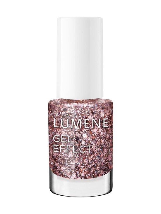 Lumene - Gel Effect Nail Polish -kynsilakka - 13 HETKEN LUMO | Stockmann - photo 1