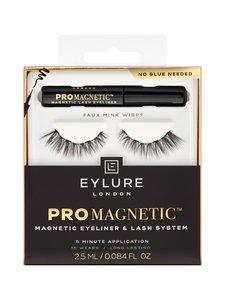 Eylure - ProMagnetic Magnetic Liner & Faux Mink Wispy Lash -irtoripsipakkaus | Stockmann