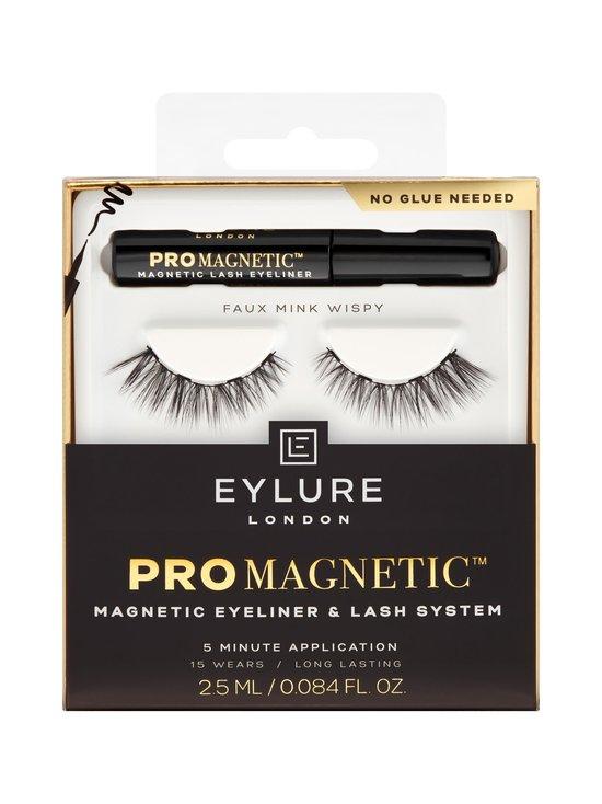 Eylure - ProMagnetic Magnetic Liner & Faux Mink Wispy Lash -irtoripsipakkaus - MUSTA   Stockmann - photo 1