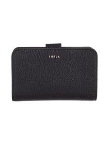 Furla - Babylon M Compact Wallet -nahkalompakko - O6000 NERO | Stockmann