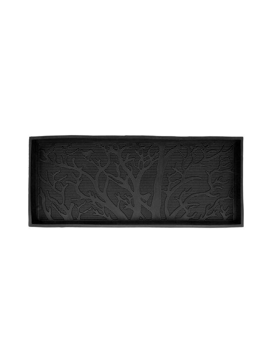 Dixie - Tree-kynnysmatto 36 x 85 cm - BLACK | Stockmann - photo 1