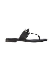 Michael Michael Kors - Ripley Thong -sandaalit - 001 BLACK | Stockmann