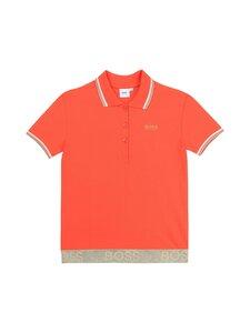Hugo Boss Kidswear - Pikeepaita - 402 PEACH | Stockmann