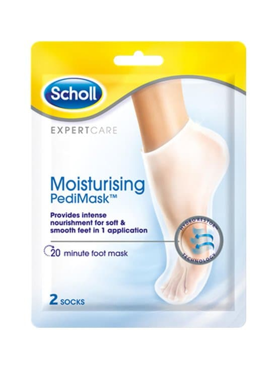 Scholl - Pedi Moisturizing Footmask -jalkanaamio - NOCOL | Stockmann - photo 1