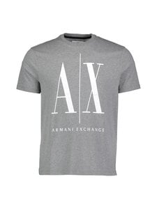 ARMANI EXCHANGE - T-paita - 3930 BC09 GREY | Stockmann