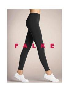 Falke - Seamless Opaque -leggingsit - 3009 BLACK | Stockmann