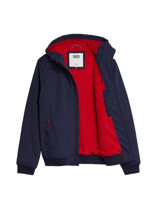Tommy Jeans - Tommy Badge Padded Zip-Thru Jacket -takki - C87 TWILIGHT NAVY | Stockmann - photo 2