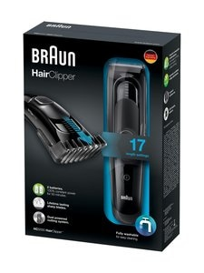 Braun - HC5050-kotiparturi - MUSTA | Stockmann