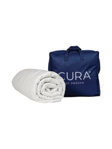 Cura of Sweden - Pearl Basic -painopeitto 150 x 200 cm, 10 kg - WHITE | Stockmann