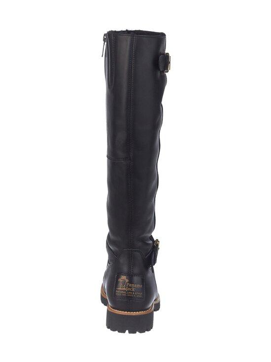 Panama Jack - Amberes Igloo Trav Tall Boot -nahkasaappaat - B1 NAPA GRASS NEGRO   Stockmann - photo 4