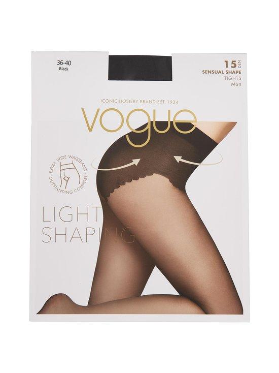 Vogue - Sensual Shape Bikini Panty 15 den -sukkahousut - 1210BLACK   Stockmann - photo 1
