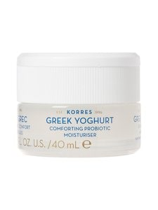 Korres - Greek Yoghurt Comforting Probiotic Moisturiser -päivävoide 40 ml | Stockmann