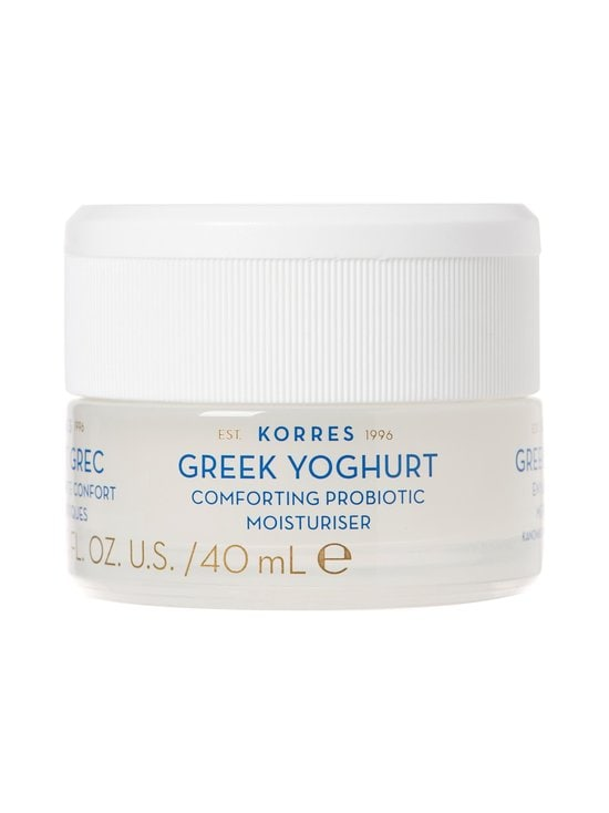 Korres - Greek Yoghurt Comforting Probiotic Moisturiser -päivävoide 40 ml - NOCOL | Stockmann - photo 1