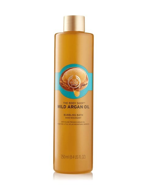 Bath Foam Wild Argan Oil -kylpyvaahto 250 ml