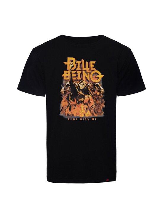 BILLEBEINO - Angel 2. T-shirt -paita - 99 BLACK | Stockmann - photo 1