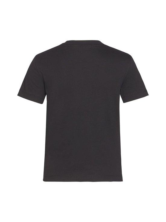 Calvin Klein Jeans Plus - Plus Size Straight Logo Tee -paita - BAE CK BLACK | Stockmann - photo 2