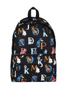 Muumi - Nipsu Backpack Letters -reppu - BLACK | Stockmann