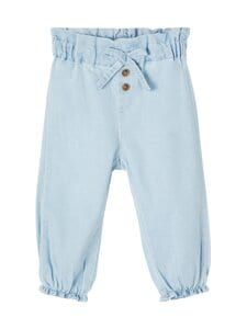 Name It - NbfBibi DnmAtas -housut - LIGHT BLUE DENIM | Stockmann