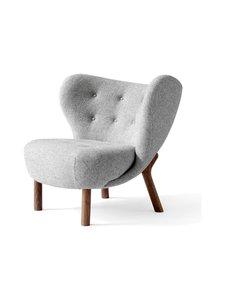 &tradition - Little Petra VB1 -tuoli - WALNUT / GREY | Stockmann