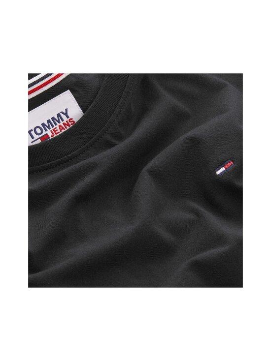 Tommy Jeans - Tjm Original Jersey Tee -paita - 078 TOMMY BLACK | Stockmann - photo 3