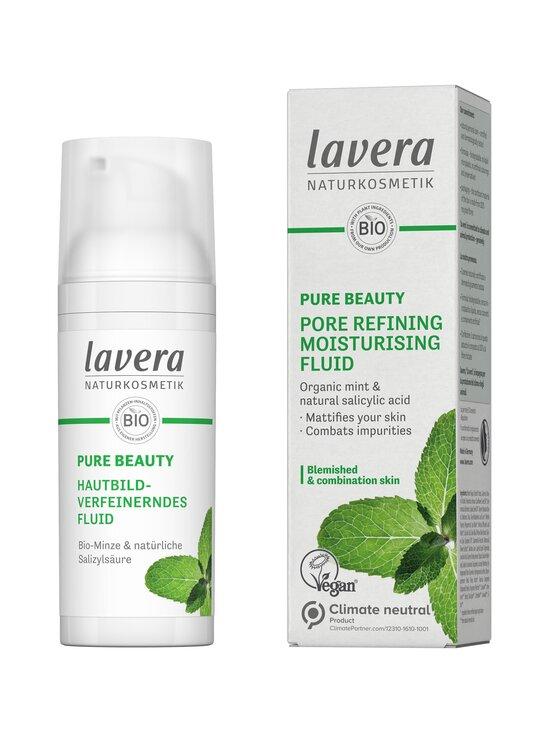 Lavera - Pure Beauty Pore Refining Moisturising Fluid -kasvovoide 50 ml - NOCOL | Stockmann - photo 1