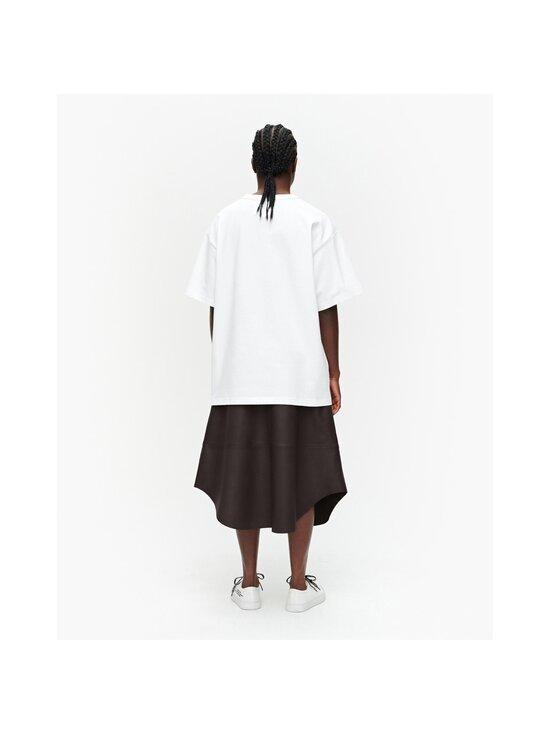 Marimekko - OHJE PHOTOS -paita - 111 OFF WHITE, PLACEMENT PRINT | Stockmann - photo 6