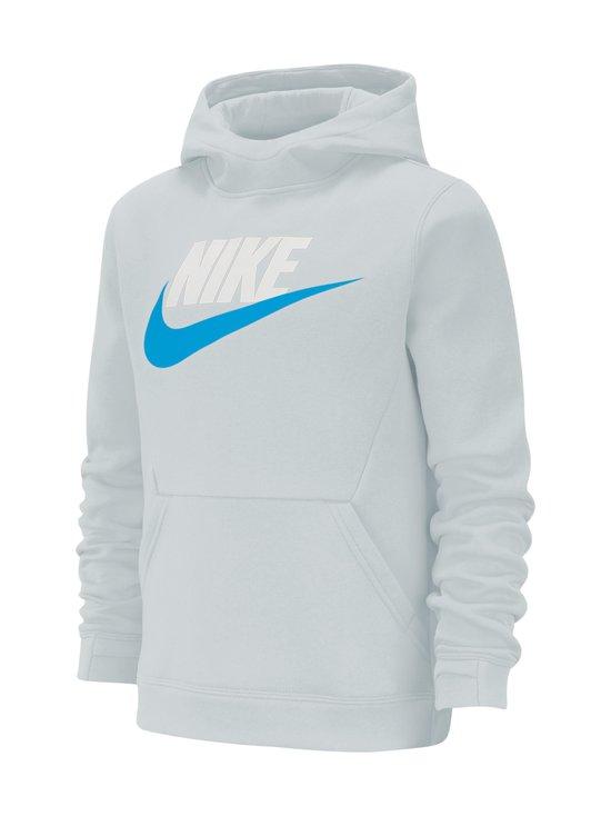 Nike - Sportswear Older Kids' Fleece Pullover Hoodie -huppari - PURE PLATINUM | Stockmann - photo 1