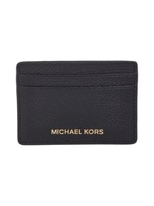Michael Michael Kors - Jet Set Card Holder -korttikotelo - 001 BLACK | Stockmann
