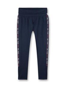 Sanetta - Athleisure Roller Girl Yoga Pants -housut - 5962 NORDIC BLUE | Stockmann