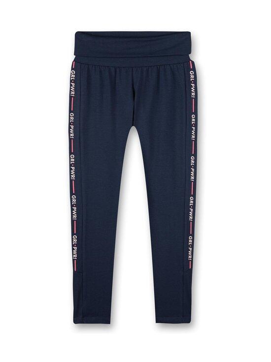 Sanetta - Athleisure Roller Girl Yoga Pants -housut - 5962 NORDIC BLUE   Stockmann - photo 1