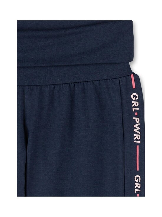 Sanetta - Athleisure Roller Girl Yoga Pants -housut - 5962 NORDIC BLUE   Stockmann - photo 3