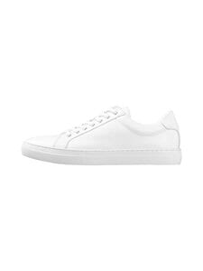 Vagabond - Paul-nahkasneakerit - 01 WHITE | Stockmann