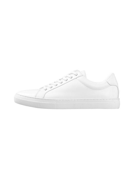 Vagabond - Paul-nahkasneakerit - 01 WHITE   Stockmann - photo 1