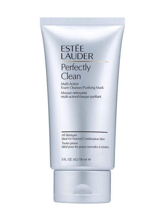 Estée Lauder - Perfectly Clean Multi-Action Foam Cleanser/Purifying Mask -puhdistusvoide 150 ml - null | Stockmann - photo 1
