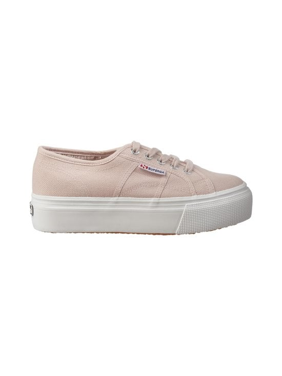 Superga - Linea Up and Down -kengät - W6Y PINK SKIN | Stockmann - photo 1