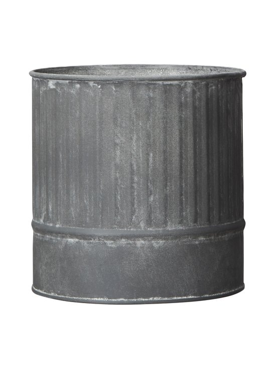 Wikholm Form - Amira-metalliruukku ø 17 cm - GREY | Stockmann - photo 1