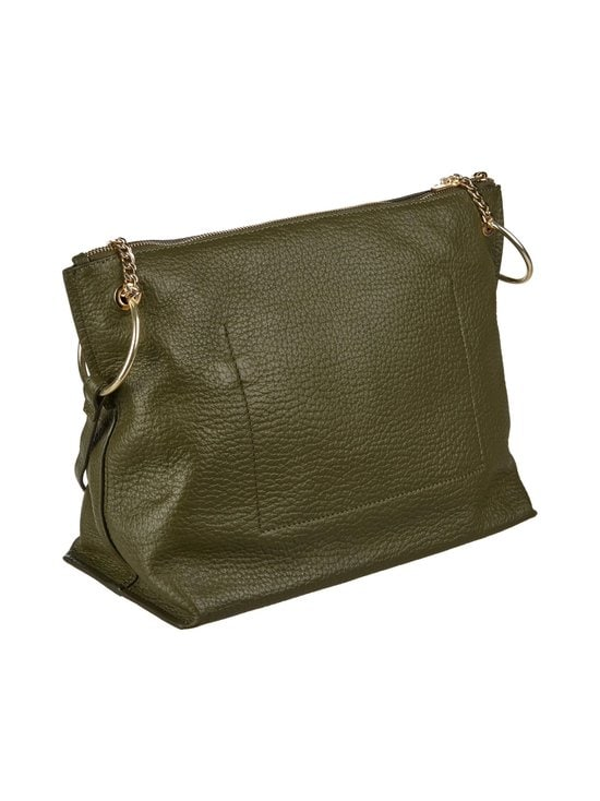 A+more - Adri Crossbody -nahkalaukku - GREEN | Stockmann - photo 2
